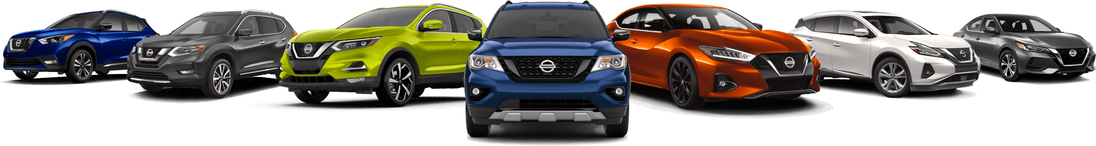 2020 Fowler Nissan line-up